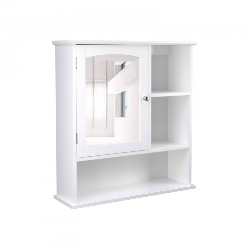 Wall Cabinet with Mirror