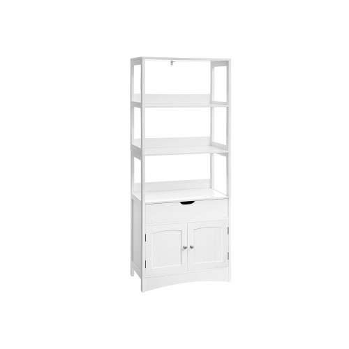 3 Open Shelves Cabinet