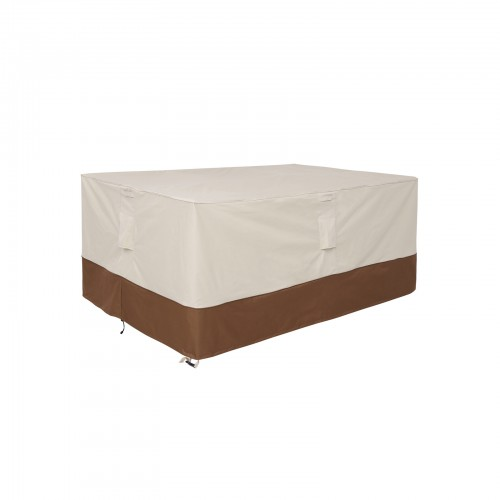 Beige Oxford Outdoor Cover