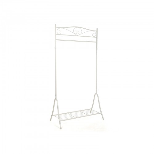Coat Rack with Rail