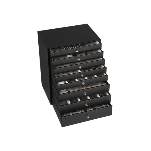 8 Drawers Jewellery Box