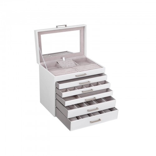 6 Layers Jewellery Box