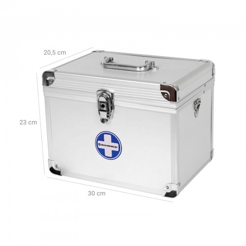 Lockable First Aid Case