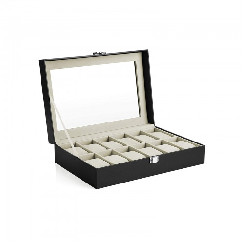 12-Slot Watch Case