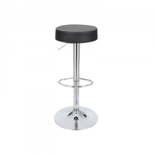 Round PU Bar Stool