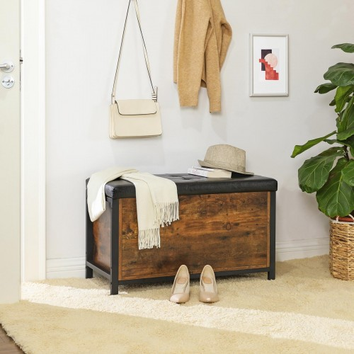 Flip Top Storage Bench