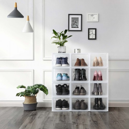 Stackable Shoe Organiser