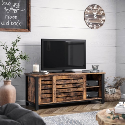 Industrial TV Media Stand