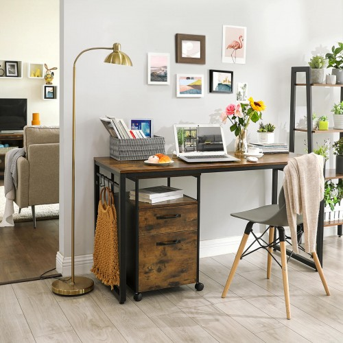 Side Hook Office Desks