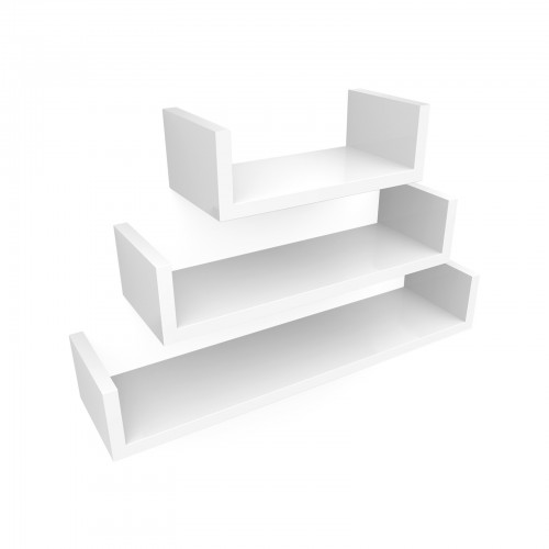 lowest price 5d212 d3cfd U-Shaped Wall Shelves