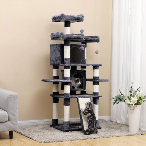 Comfortable Perches Cat Tree
