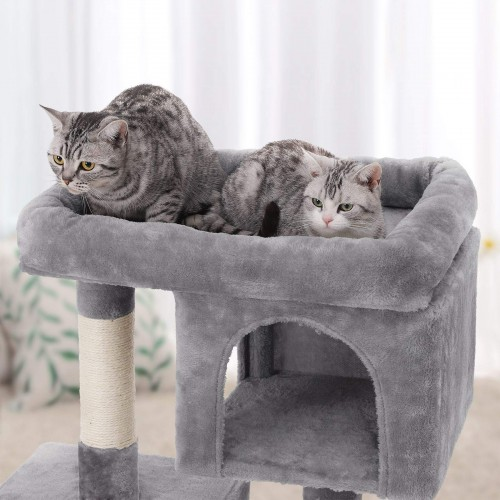 Plush Condos Cat Tree