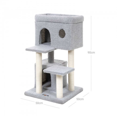 Cuddle Caves Cat Tree