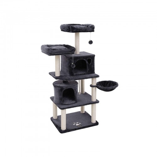 FEANDREA Double Perches Cat Tree