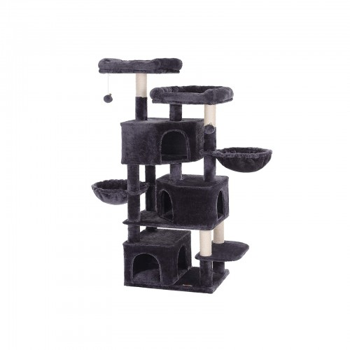 FEANDREA 3 Caves Cat Tree