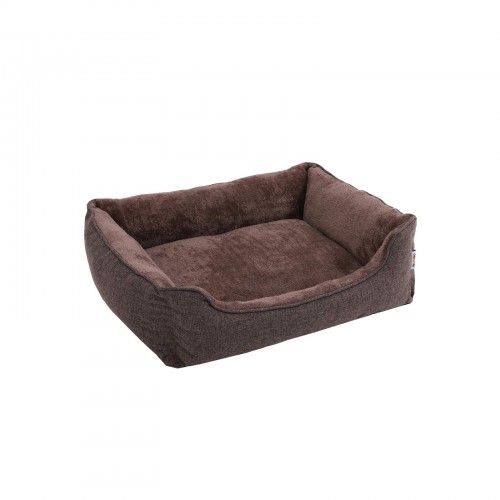 FEANDREA Brown Dog Sofa Bed