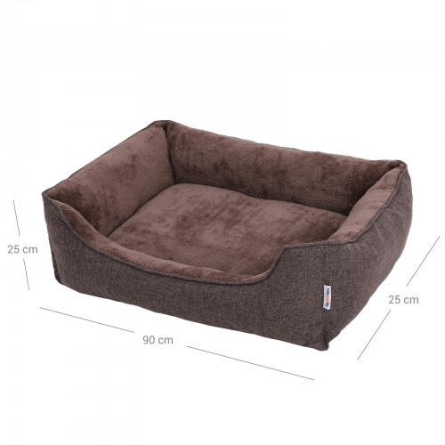 Brown Dog Sofa Bed