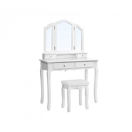 Arc Mirror Dressing Table
