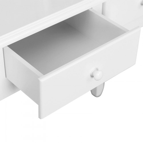Wall-Fixed Dressing Table