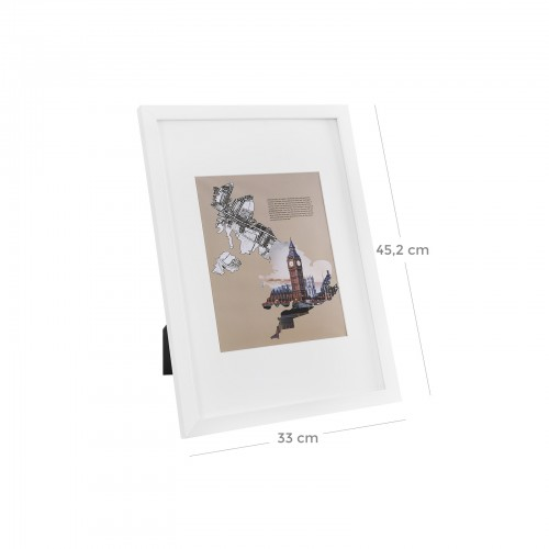Glass Front Picture Frame