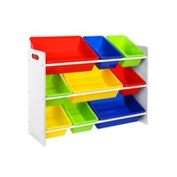 3 Tier Toy Shelf