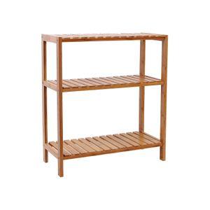 Bamboo Storage Stand Shelf