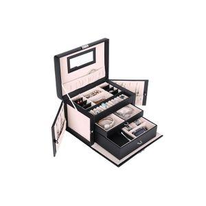 Side Open Jewellery Box