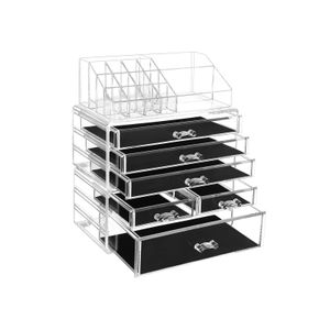 Stackable Makeup Organiser