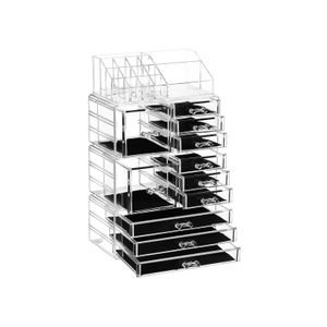 11 Drawers Makeup Organiser