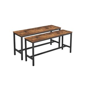 Industrial Style Indoor Benches