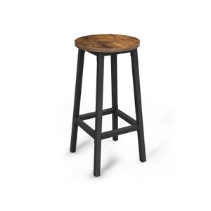 Steel Frame Bar Stools