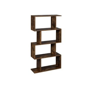 Display Wooden Bookcase