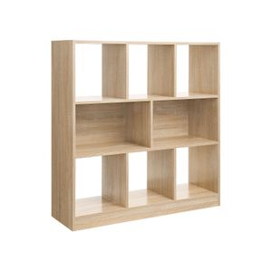 Wooden Display Bookcase