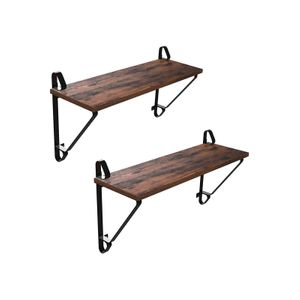 Vintage Floating Shelves
