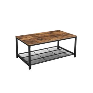 Underneath Shelf Coffee Table