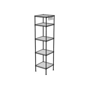 220lb Capacity Bathroom Shelf
