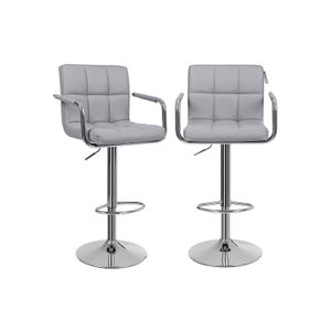 Lite Grey Bar Chair