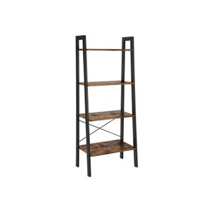 4 Tiers Ladder Shelf