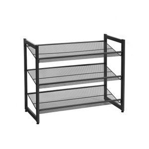 3 Tier Shoe Rack