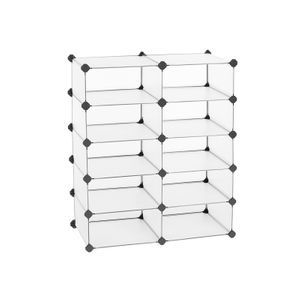Rectangular Cubes Storage Organiser