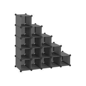 15 Cubes Shoe Rack