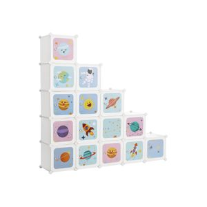Organiser Cabinet for Kids