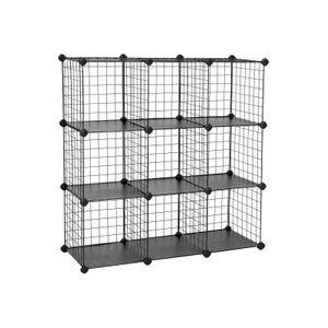 9 Mesh Cubes Organiser