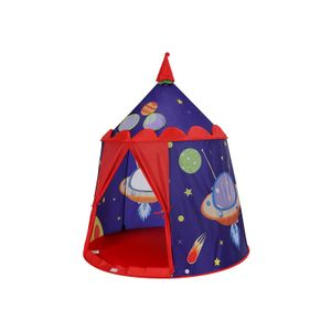 Space Pattern Play Tent