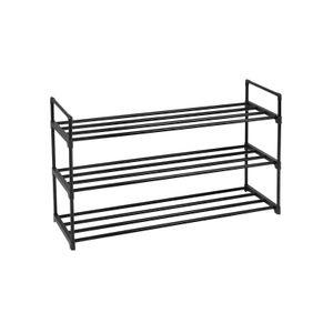 Metal Shoe Tower Shelf