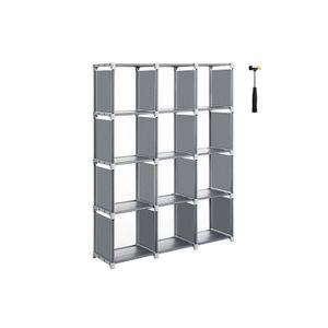 12 Cubes Storage Shelf