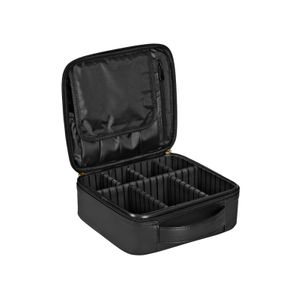 Divided Compartments Makeup Case