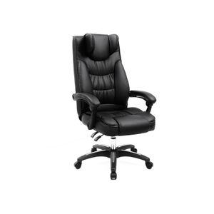 Foldable Headrest Office Chair