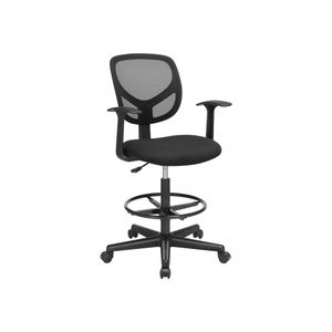 Drafting Stool Chair with Armrest