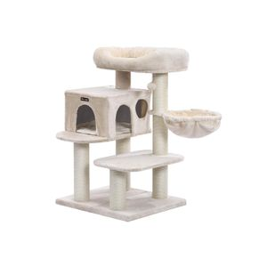 Plush Perch Cat Tree